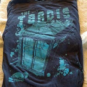 Dr. Who Tradis t shirt